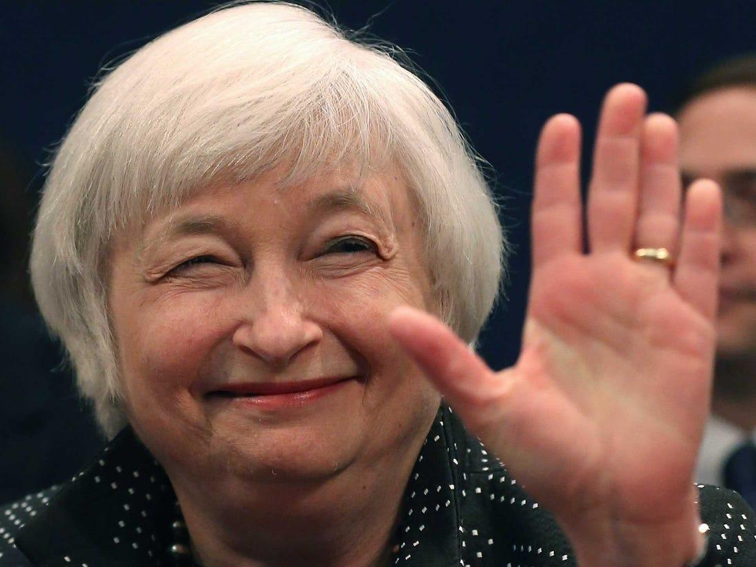 Janet Yellen takes oath as first female US Treasury Secretary
