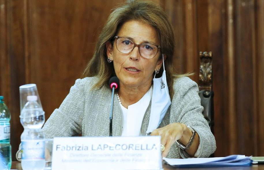 Fabrizia Lapecorella to chair OECD's Committee on Fiscal Affairs